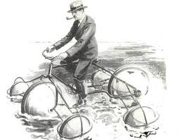 Amphibious Bicycle An Old Idea Revived Video