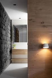 feature wall lighting. Rich Wall Materials In Master Bath With A Pocket Door Robson Rak Architects U2013 Dale Feature Lighting