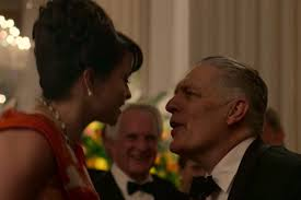 The Crown: Did Princess Margaret kiss President Lyndon B Johnson? - Radio  Times