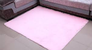 light pink bathroom rugs light pink anti skid soft fluffy gy area rug dining room carpet