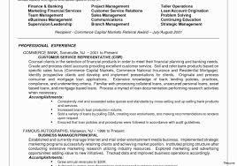 22 Newest Personal Banker Job Description For Resume Nadine Resume