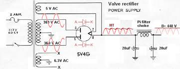 valve amps power supply tube amp power suppy