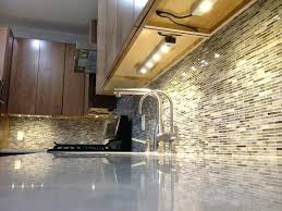 full image for kichler dimmable direct wire led under cabinet lighting canada