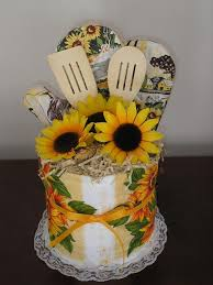 minimalist sunflower theme decor ideas