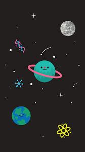 Android Cute Lock Screen Wallpaper