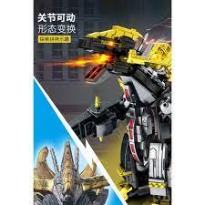 Bộ đồ chơi xếp hình lego Godzilla 472pcs - 100592 tốt giá rẻ