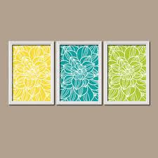 yellow turquoise lime bedroom wall art bathroom wall art bedroom picture flower wall art flower pictures on yellow bathroom wall art with yellow turquoise lime bedroom wall art from trm design wall art
