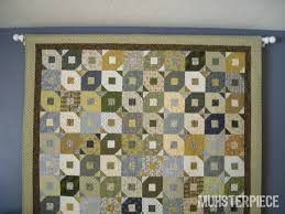 Bed Quilt | muhsterpiece & Curtain Quilt Hanger2 Adamdwight.com