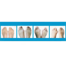<b>1 Pair</b> Beetle-crusher Bone Care Foot Care Toes Separator <b>Hallux</b> ...