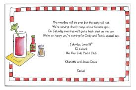 Wording For Lunch Invitation Samples