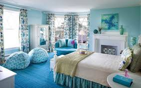 Modern Bedroom Blue Bedroom Decor Worthy Settings On Blue Contemporary Bedroom Ideas