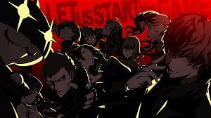 Persona 5 Wallpaper - NawPic