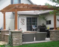 paver patio with pergola. Landscaping Ideas: Pergolas Paver Patio With Pergola W