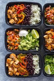 Weekly Lunch Prep Healthy Chicken Meal Prep Under 400 Calories Chicken
