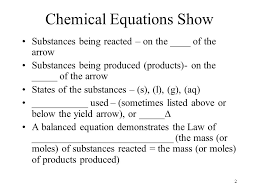 1 chapter 4 chemical equations and stoichiometry 2 2