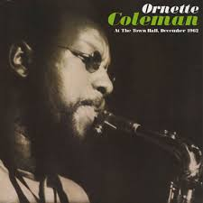 <b>Ornette Coleman - At</b> The Town Hall - Syd Records