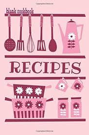 the paperback of the blank cookbook recipes formatted to help you organize your recipes pink cover blank recipe book by debbie miller at barnes