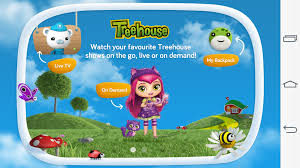 School Holiday Fun Websites Your Children Will LoveTreehouse Kids Shows