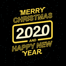 Merry Christmas And Happy New Year 2020 Wallpaper Hd Happy