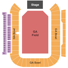Toyota Park Seating Chart Chicago Open Air Open Air Theater Seating Chart Ofertasvuelo