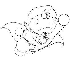 doraemon coloring page doraemon coloring pages for kids