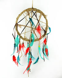Dream Catchers Wholesale Burlap and lace ribbon dream catcher Wholesale feathers at www 66