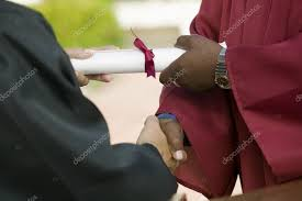 graduate receiving diploma stock photo © londondeposit  graduate receiving diploma stock photo 33803141