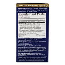 garden of life primal defense ultra ultimate probiotic formula 180 vegetarian capsules