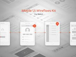 Top 10 Free Sketch UI Kits for iOS, Android and Web Wireframe in 2018