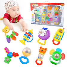 baby rattle newborn toy yakuchinone handbell infant 0 6 12 months learning toys