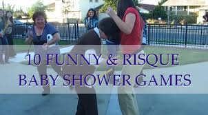 10 Funny But Risqué Baby Shower Games