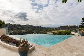 infinity pool house. Rent The House(residential) Infinity Pool \u0026 Jacuzzi Overlooking Los Angeles For Filming/ House