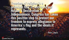Declaration Of Independence Quotes Delectable Explore Ron Lewis Quotes QuoteCites
