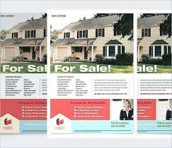 for sale by owner brochure real estate listing sheet template for sale by owner flyer