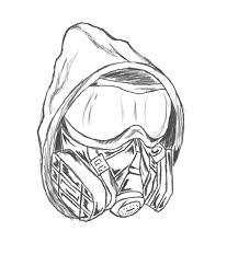 1612x1891 skull drawing with gas masks cool skull gas mask drawings copay