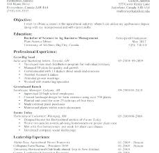 Cv For Part Time Job Part Time Resume Template