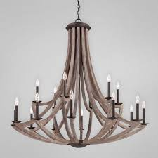 wooden chandelier lighting. Wood Chandelier Urban Outfitters For Stylish Lighting: French Country And Wooden Lighting L