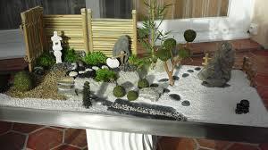 Faire Un Jardin Japonais Miniature