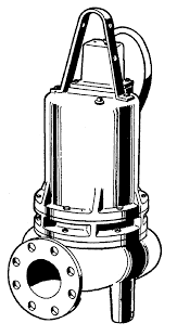 installation and operation manual submersible non clog pump