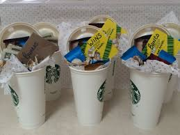 bunco prizes these starbucks insulated cups are only 1 and make great gift baskets