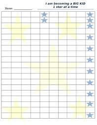 Complete Star Chart Big Kid Star Chart