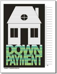 Debt Free Charts Printable Down Payment