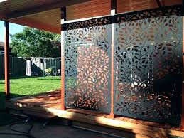 awesome diy outdoor privacy screen