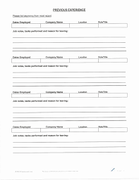 Blank Form Of Resumes Blank Resume Templates For Microsoft Word Fill In The
