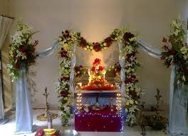 pin by jonitha mahanthi on creative decoration ideas for ganesh