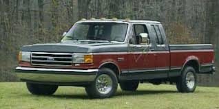 The 1991 Ford F-150 Showed Us Where the Future of Pickup Trucks Was ...