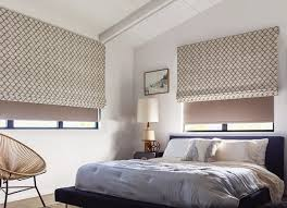 Roman Shades Bedroom Style Collection New Design Ideas