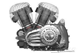 n motorcycles thunder stroke 111 v twin engine cycle world primary cover sketch