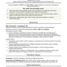 Sample Resume Career Objective Finance Graduate New Urban Planning