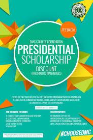 Dmc College Foundation Inc Admission Scholarships